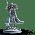 selador black guard dark elf 3d printable tabletop miniature